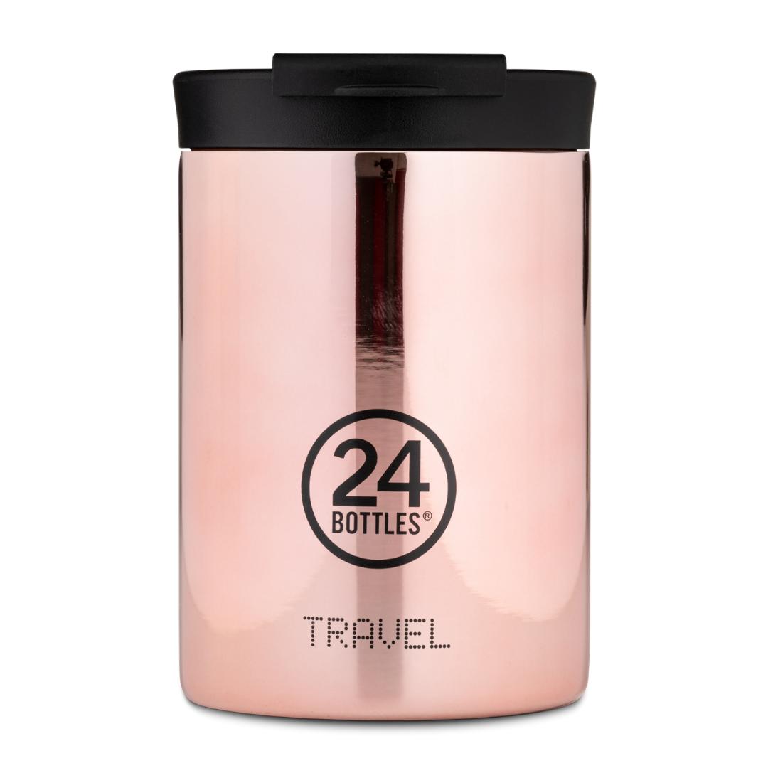 Travel Tumbler Rose Gold